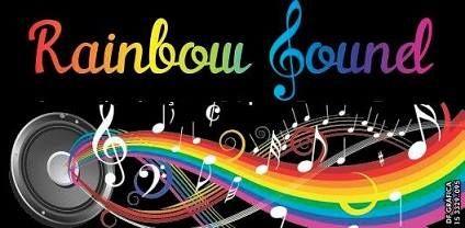 Rainbow Sound Dj Som Iluminação